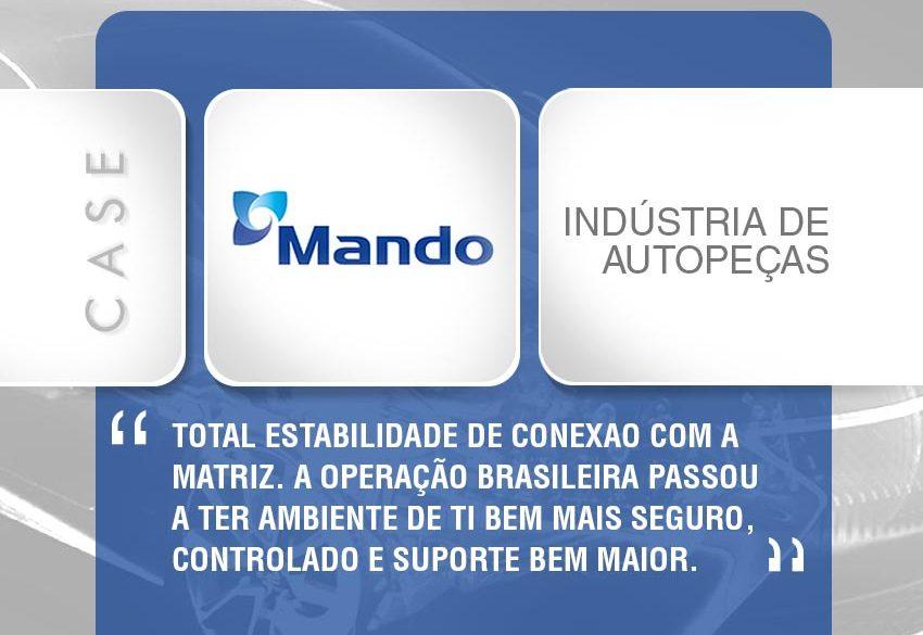 Mando Corporation implementa ferramenta para proteger ambiente de TI