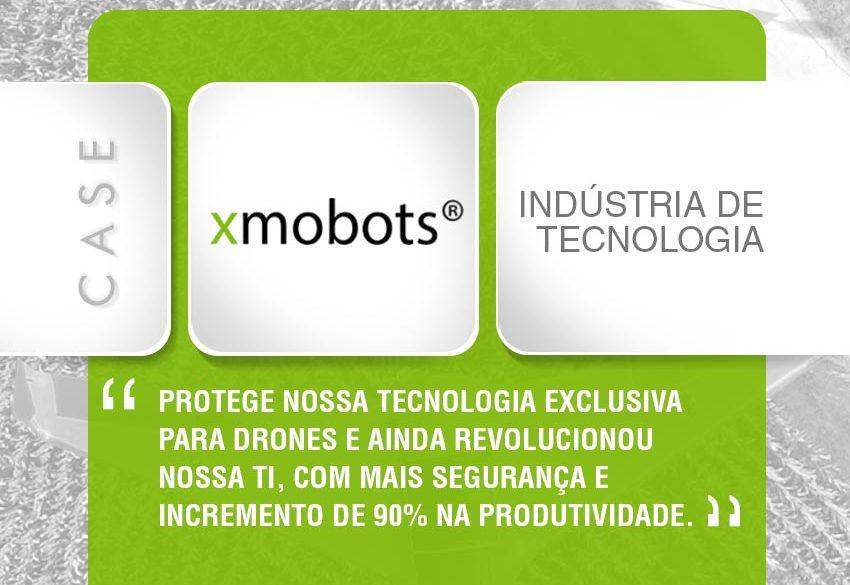 XMobots otimiza em 90% produtividade da equipe de TI com solução da BluePex